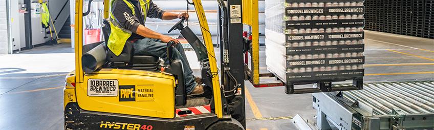 Sûreté industrielle - Protection des entrepôts