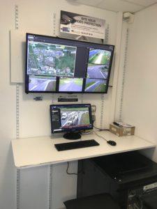 Centre de surveillance Urbain (CSU)